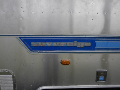 1986 Airstream Sovereign 31 Ft.