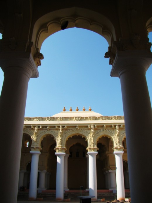 palace perspective