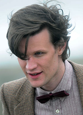 Matt Smith Doctor Who!