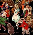 Photo Credit: Wikimedia Commons-Alice in Wonderland