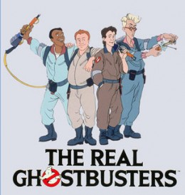 I Love The Real Ghostbusters