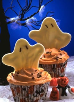 Boo-tiful Cupcakes from Cutco Recipes