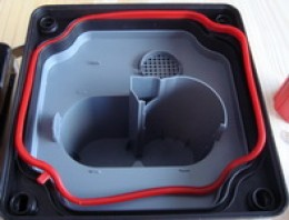 Fluval-G3-Silicone Gasket- IMPORTANT