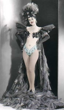 Gypsy Rose Lee:: Madame Rose Hovick :: and Baby June