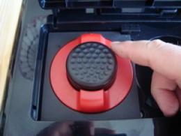 Fluval-G3-Mechanical Cartridge preparation - Lock