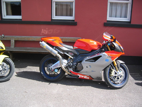 Motorbike by bandon1 on flickr