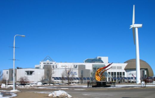 The Great Lakes Science Center