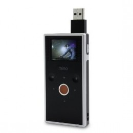 Black Flip Mini Camcorder