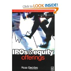 Buy Books on Investment Strategies and Tactics for New IPO Offering Online Here