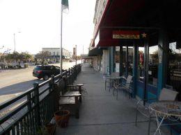 Downtown Lampasas TX
