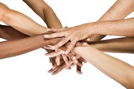 We're all linked together via Hubpages