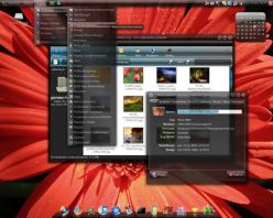 Best looking Themes For Linux (kde skin)