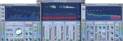 Sonnox Restore Plug-Ins for Pro Tools 8
