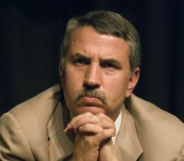 "Thomas Friedman:  ""Israel is driving drunk."""