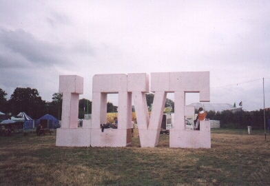 All you need is LOVE. Photo by Steve Andrews