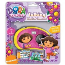 Dora Explorer Digital Camera