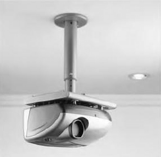 Projector Ceiling Mounts