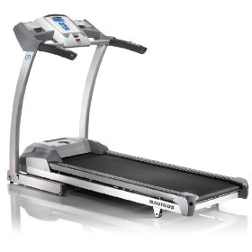 The Nautilus T514 Treadmill has all of the features of other treadmills, but none of the price!