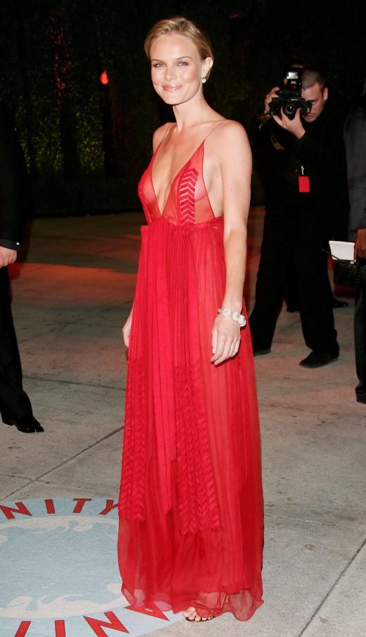Bafta fashion 2010: Olivia Williams takes award for most revealing