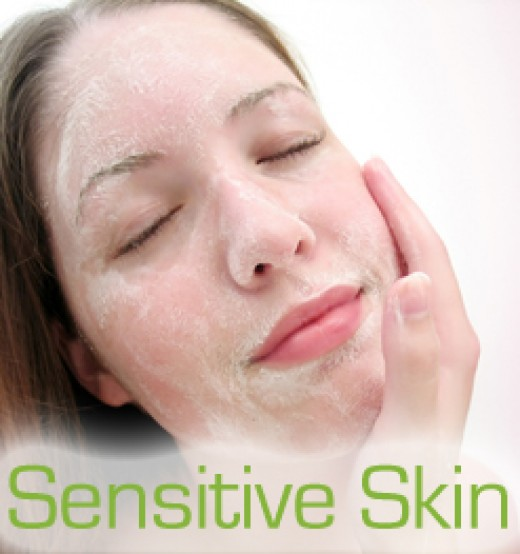 Orange oil sensitive skin