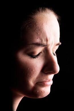 Don't be sad! Try Neutrogena Skin iD!