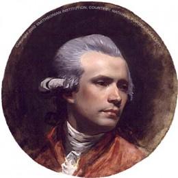 JOHN SINGLETON COPLEY SELF PORTRAIT (1784)