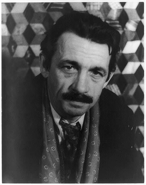 THOMAS HART BENTON IN 1935