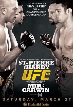Mir VS Carwin! UFC 111!