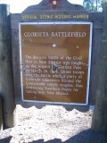 A Re-Enactment of the Civil War Battle of Glorieta Pass