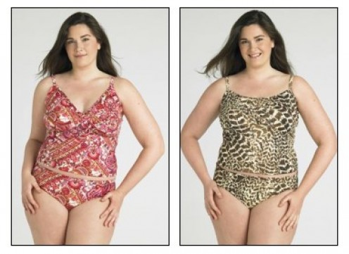Wonderful 2-piece swimsuit options for all shapes and sizes!