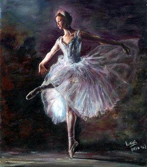 The Ballerina Girl