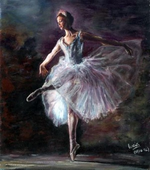 The Ballerina Girl