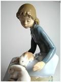 Nao Lladro figurine - Girl
