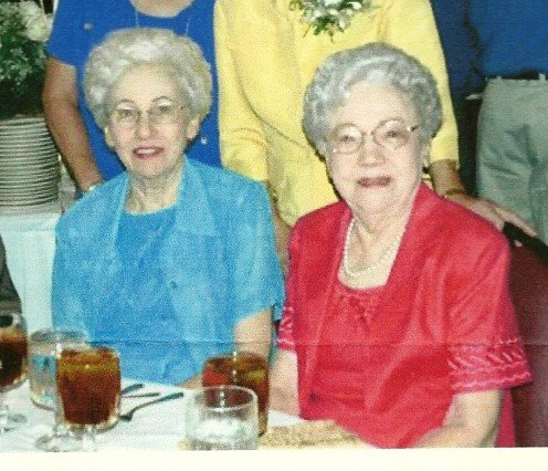 Mom With Her Sister, Kathryn