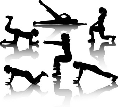 Different form of exercise, -