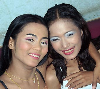 MYANMAR GIRLS WORKING AS GUEST RELATIONS OFFICERS (GRO)