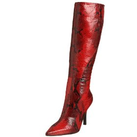 Nine West high heeled knee high boots