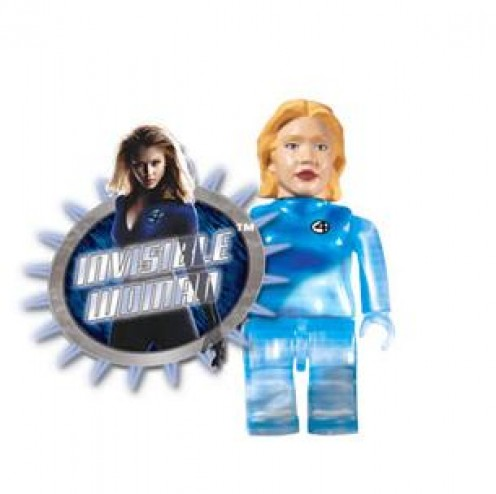 The Invisible Woman mini figure