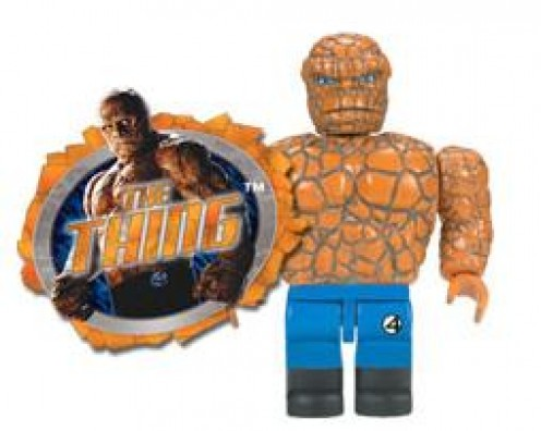 The Thing mini figure