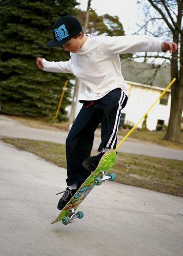 Skateboarding  Flickr