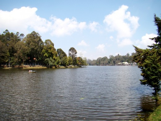 The Birijam Lake, Kodaikanal