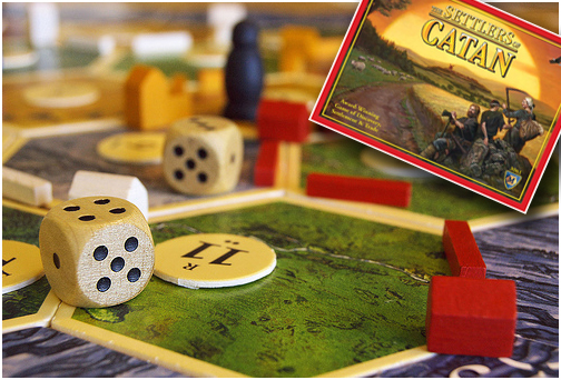 Settlers of Catan by Mayfair Games