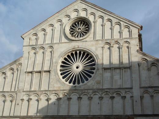 St. Anastasia Cathedral, Zadar.