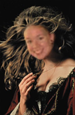 The fair Lady Maddie Ruud