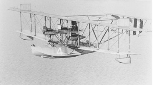 NC-4 In Flight