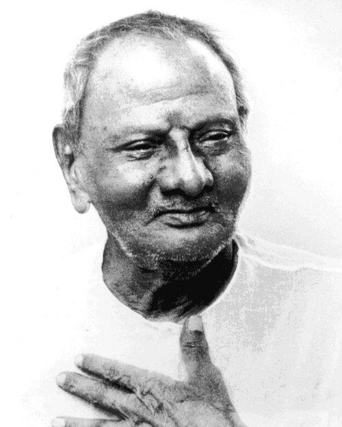 Sri Nisargadatta Maharaj
