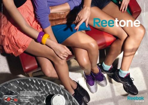 Perfect legs Reebok Style