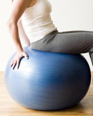 Balance Ball Inspired technology