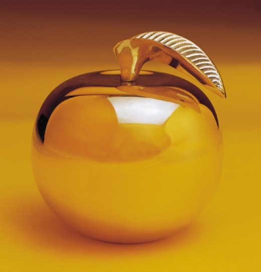 Golden Apple or Orange