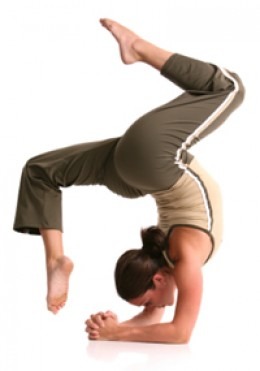 Yoga provides some of the best toning exercises for women.
